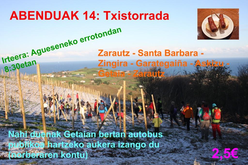 Txistorrada14